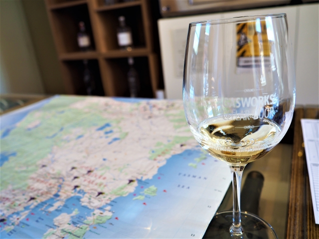タスマニアの各地の美味しいワインを味わってみましょう