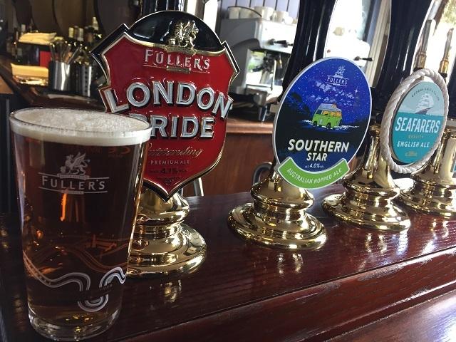 イギリスで最も飲まれているエール・タイプのビール