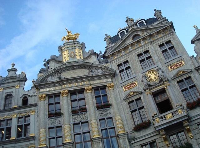 ブリュッセルが誇る美しい広場「グラン・プラス」
