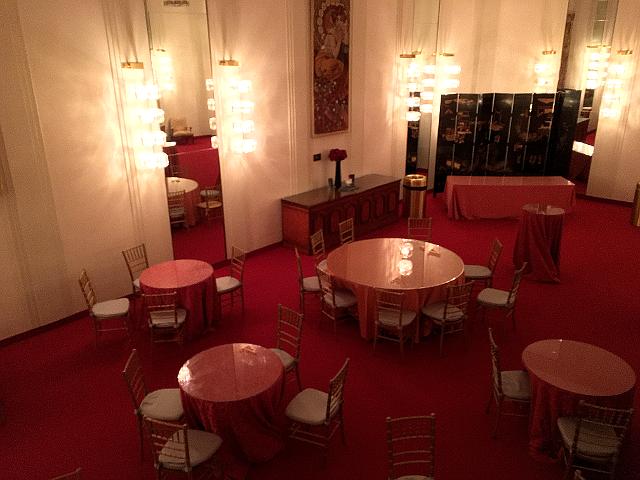 Lounge of the JFK Opera House