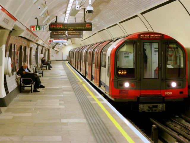 2) London Underground