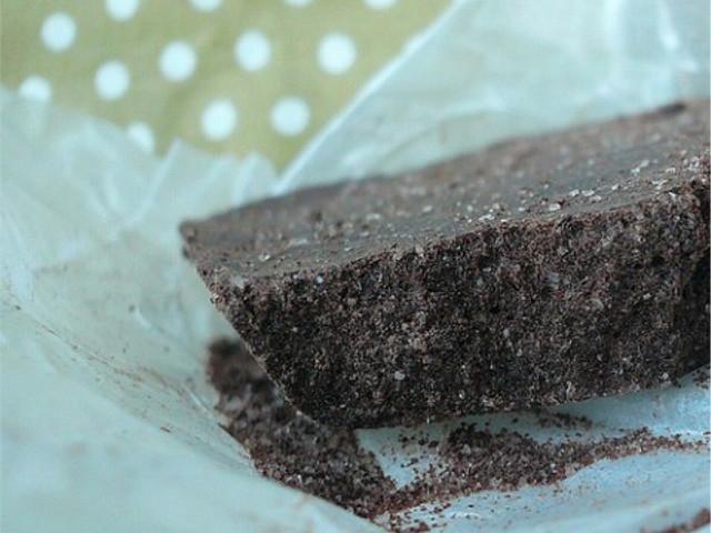 シチリア名物のチョコレート