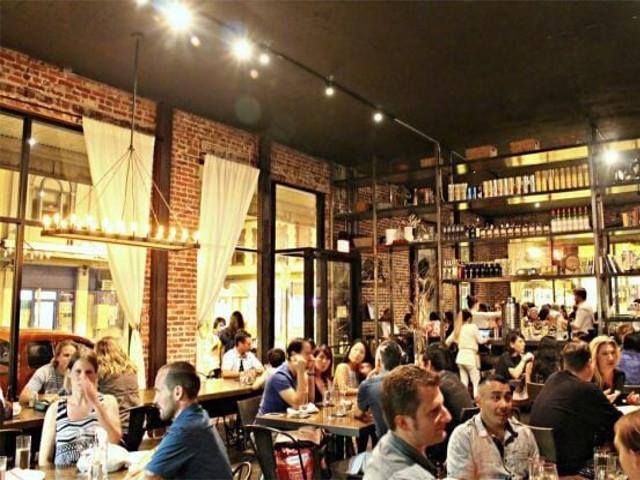Restaurant's Inside