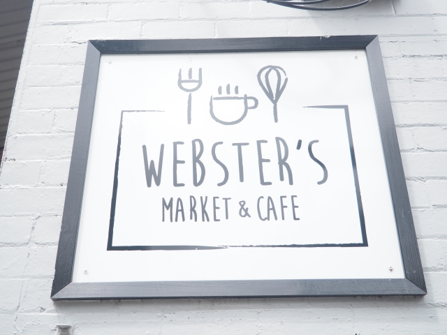 ウェブスターズ・マーケット・アンド・カフェ