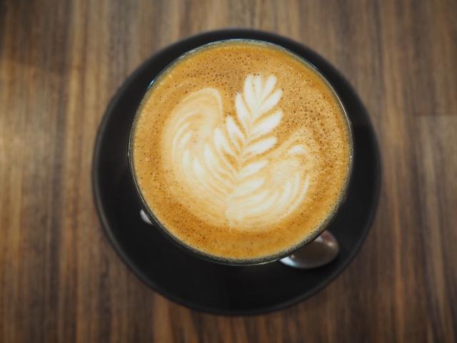 美味しいコーヒーをいただけます