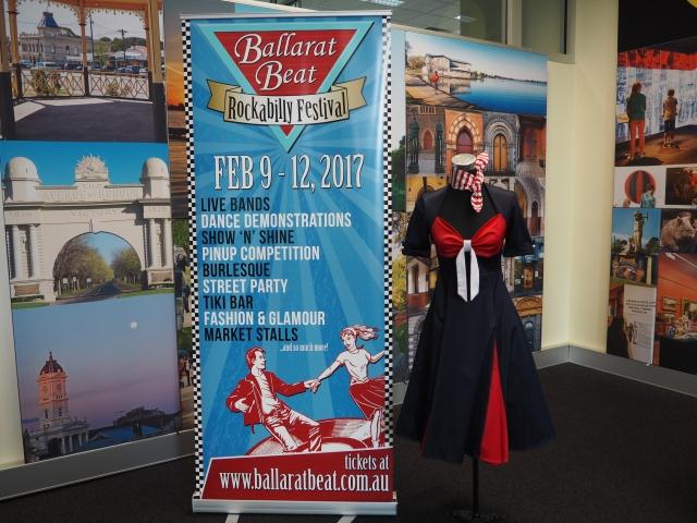 2月頃に開催されるロッカビリーフェスティバル