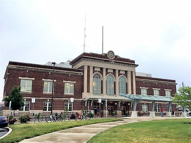 ペンシルベニア州ランカスター(Lancaster)駅