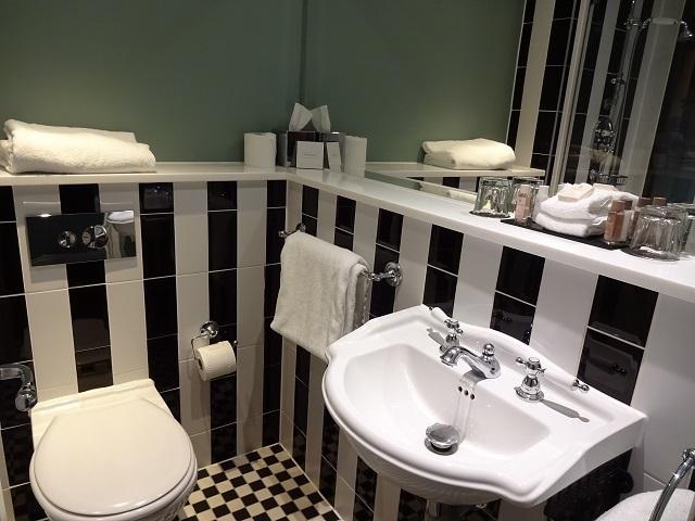 バスルームも使い勝手OK!