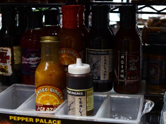 Teriyaki BBQ Sauce  照り焼きソース