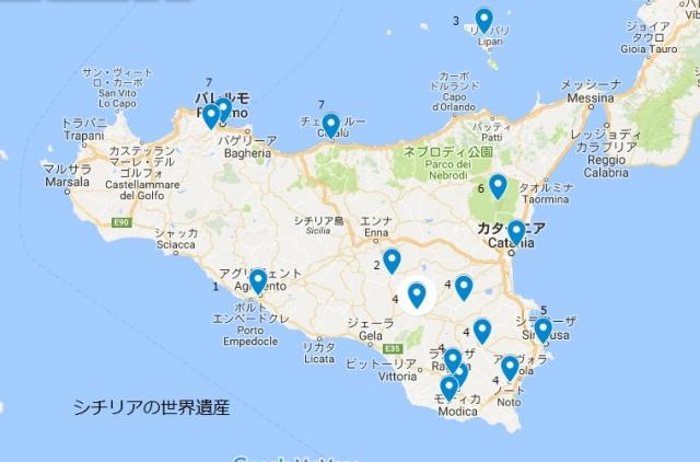 世界遺産 地図