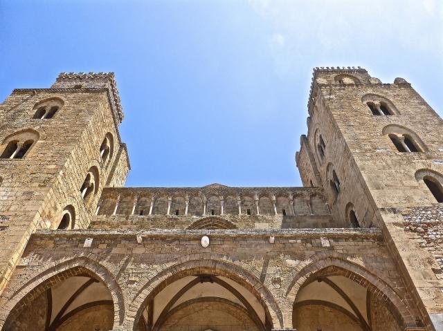 チェファルー大聖堂 Duomo di Cefalu