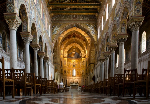 モンレアーレ大聖堂 Duomo di Monreale