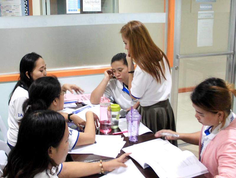 講師のレベル向上、そして講師達がお互いに高め合える環境を維持
