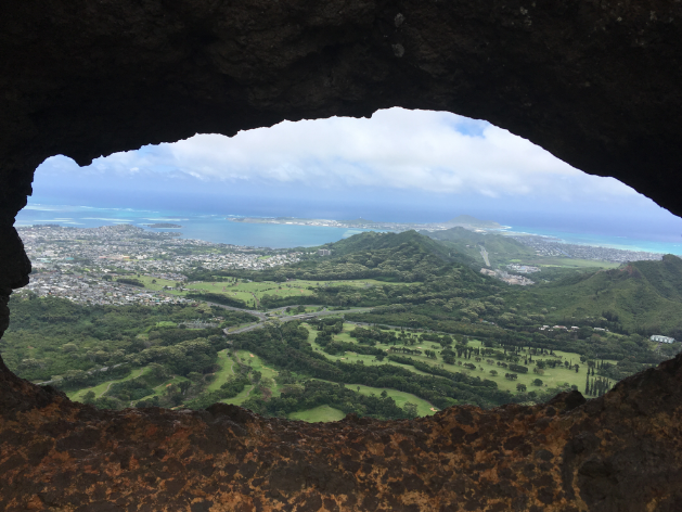 ハイキング ハワイ2