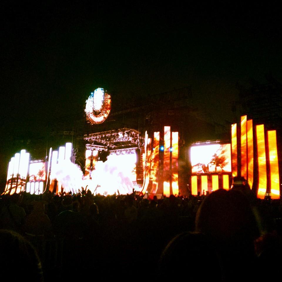 ウルトラ ミュージック フェスティバル