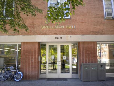 スペルマン・レジデンス・ホール