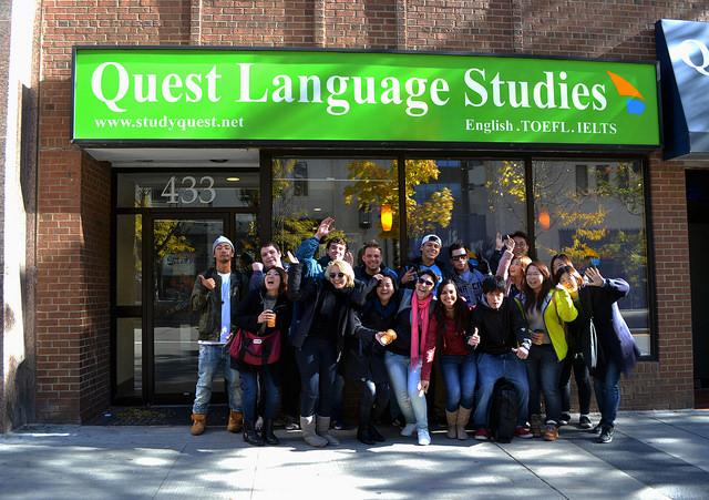 カナダ・トロントの人気学校「QUEST」セミナー 【参加特典あり】